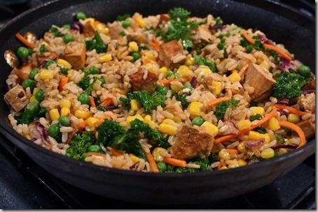 Tofu & Peanut Stir Fry | Herbivore | Pinterest