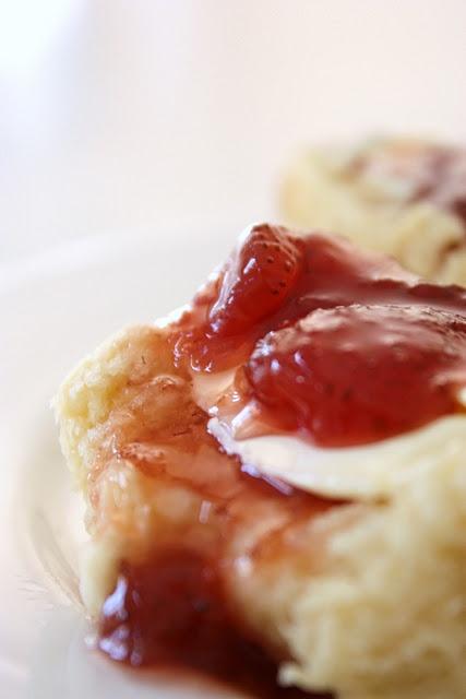 buttermilk scones ::   In Megann's Kitchen   Pinterest