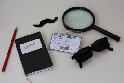 secret agent kit