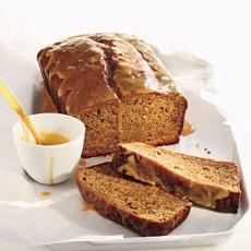 Peanut Butter Banana Bread | Vegetarian Breakfast | Pinterest