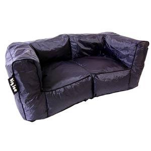 Big Joe Dorm Sofa Comfort Research Bright Green Playroom Pinter