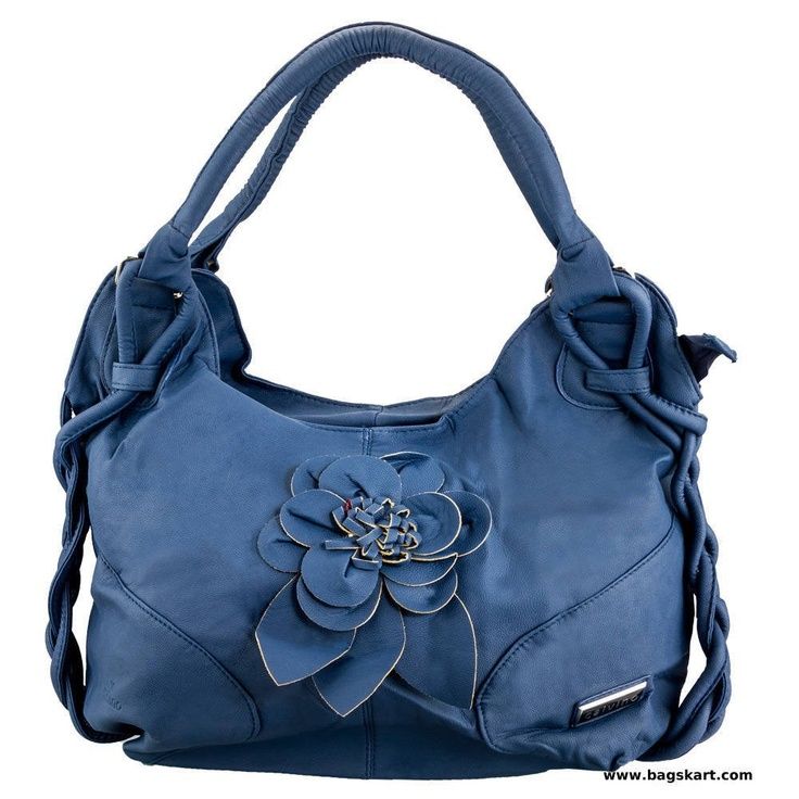 Calvino Blue Women's #Handbag