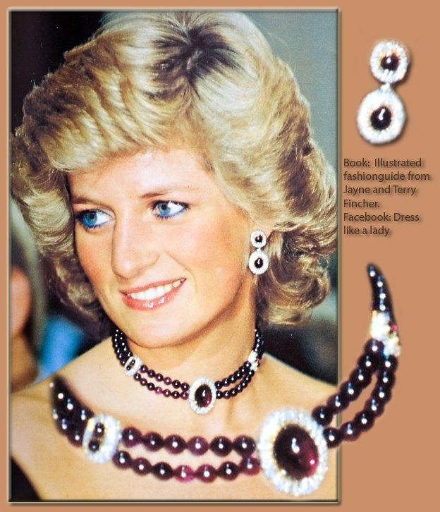 Diana 39 s jewels royals diana pinterest for Princess diana jewelry box