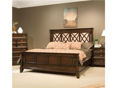 Shop for Vaughan Furniture pany Jackson Square Bed 5 0