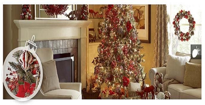 Christmas Tree Decoration Ideas Martha Stewart : Pin by djk on christmas