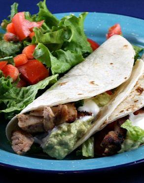 Beer Marinated Chicken Tacos Recipe | Recipe Girl