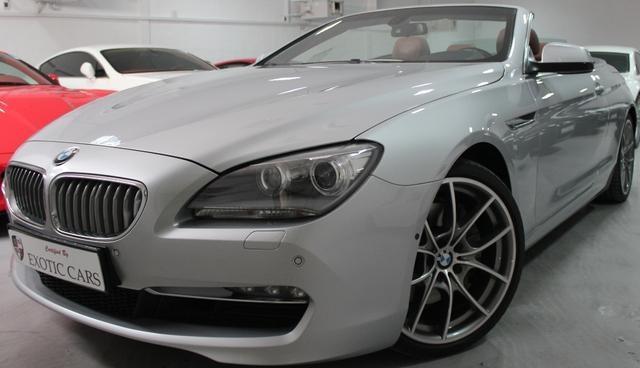 Dubizzle Dubai | 6 Series: BMW 650i Convertible 2012