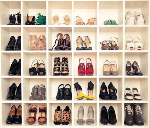 I want all of these shoes <3