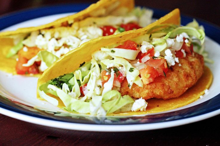 Easy fish tacos recipes pinterest for Fish taco recipe sauce