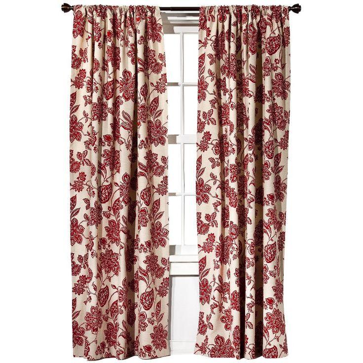 Threshold™ Farrah Floral Window Panel   Decorating Ideas   Pinterest
