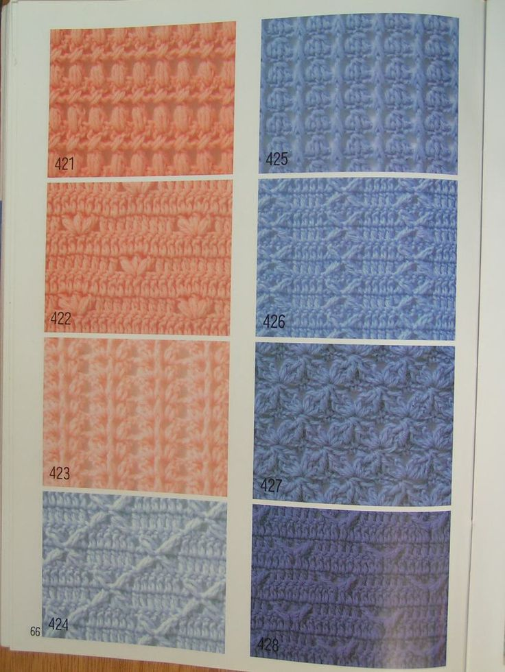 crochet stitches Crochet stitches and diagrams Pinterest