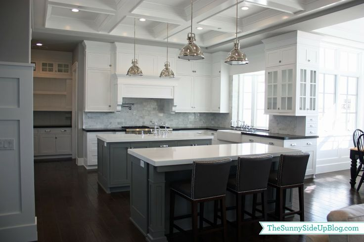 double islands in kitchen home pinterest kitchen island ideas 4 trends for this gathering place