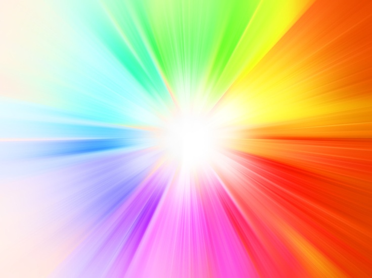 spectrum of light background - photo #8