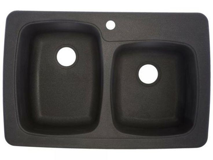 Graphite Kitchen Sinks : kitchen sinks