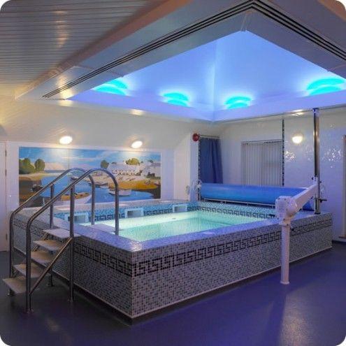 Indoor Hot Tub Pools Pinterest