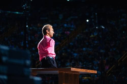 "Maui Community Event: Nick Vujicic ""Unstoppable Tour"" 