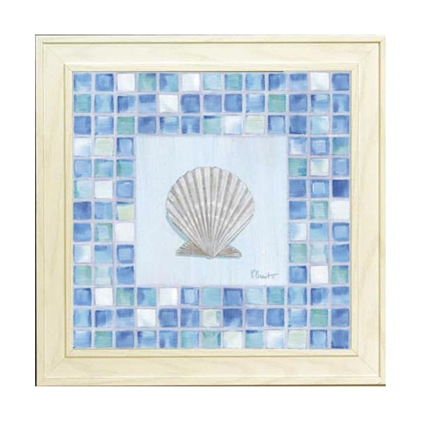 Coastal Wall Decor Pinterest : Seashell decor art wall accents coastal