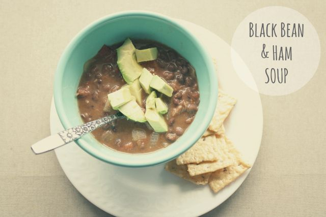 ... bean and ham soup is gluten free and dairy free! Top 8 allergy free
