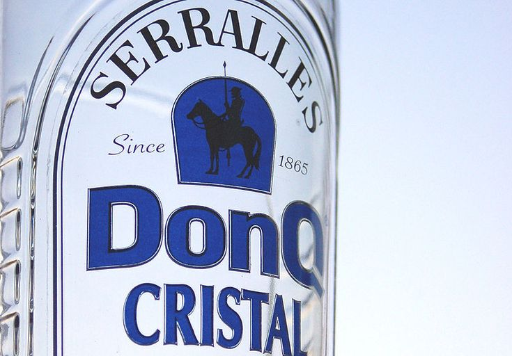 Don Q Cristal Rum Drinks