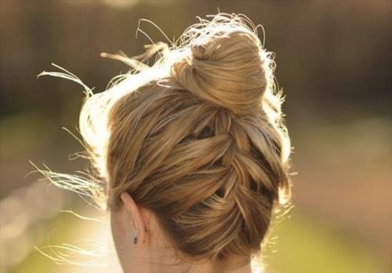 Upbraid Hairstyle