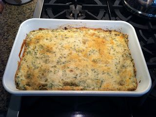 zucchini cornbread & Savory Zucchini, Herb, and Rice Gratin