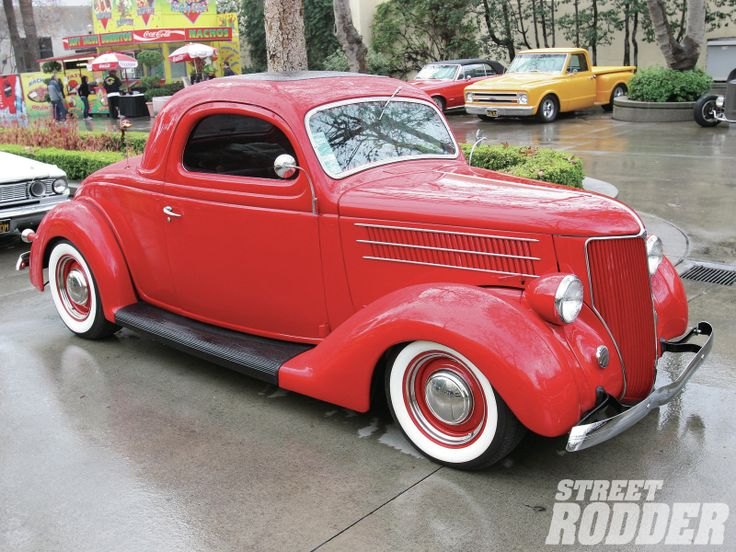 1936 ford 3 window coupe the car list pinterest for 1936 ford 3 window