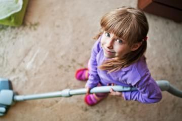 43 chores young children can do (18 months to 7 years old)