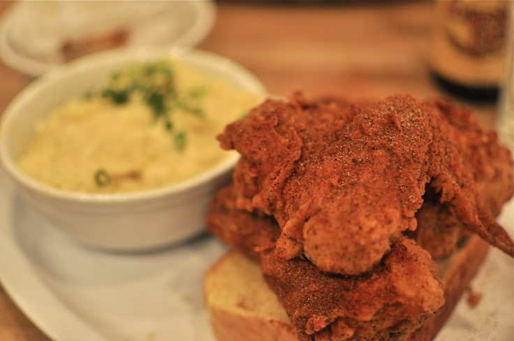 Peaches Hothouse fried chicken is my favorite fried chicken in ...