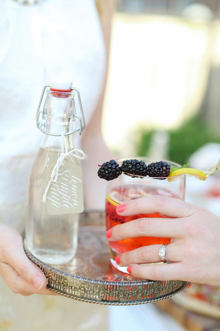 Blackberry Gin and Tonic. Photography by pillphotography.com/ Read ...