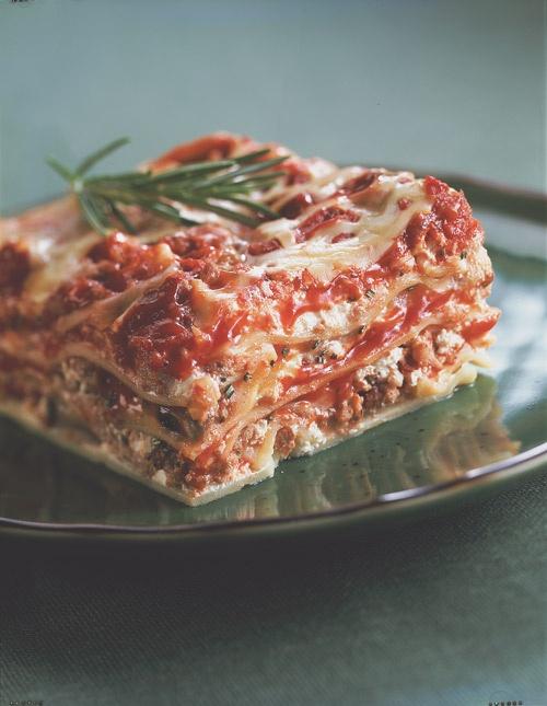 Spinach-Mushroom Lasagna - | Yummmyy | Pinterest