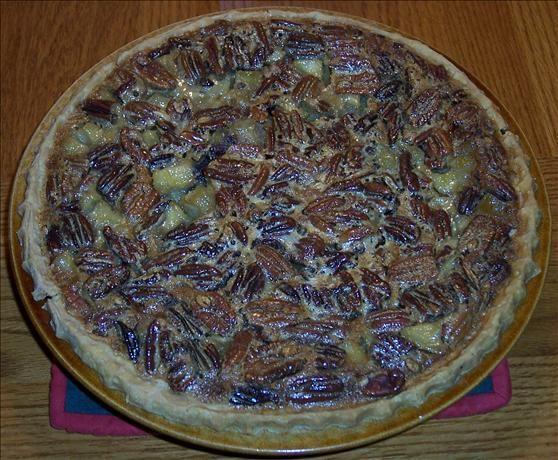 Caramelized Apple Pecan Pie | Recipe