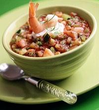 Tomato And Tomatillo Gazpacho Recipes — Dishmaps