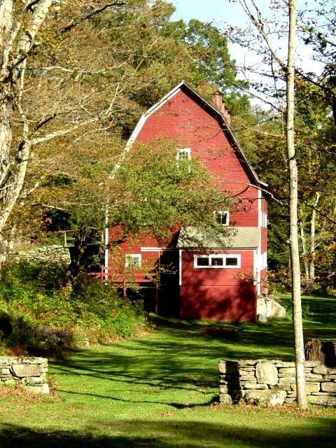 Backyard Barnyard : want a red barn in my backyard  Barns  Pinterest