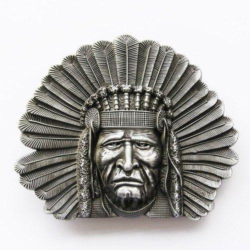 Apache Chief Headdress Picture