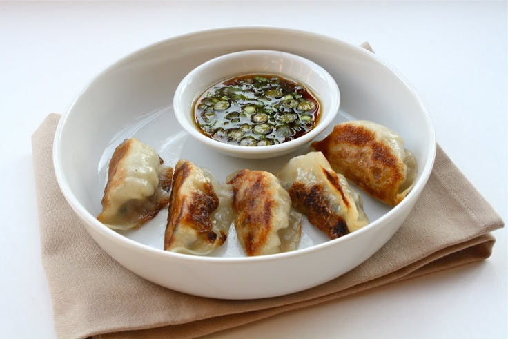 Pot Stickers-Seasaltwithfood | Chinese Recipes (Dumplings) | Pinterest