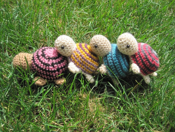Crochet Turtle | Crochet and needle work | Pinterest