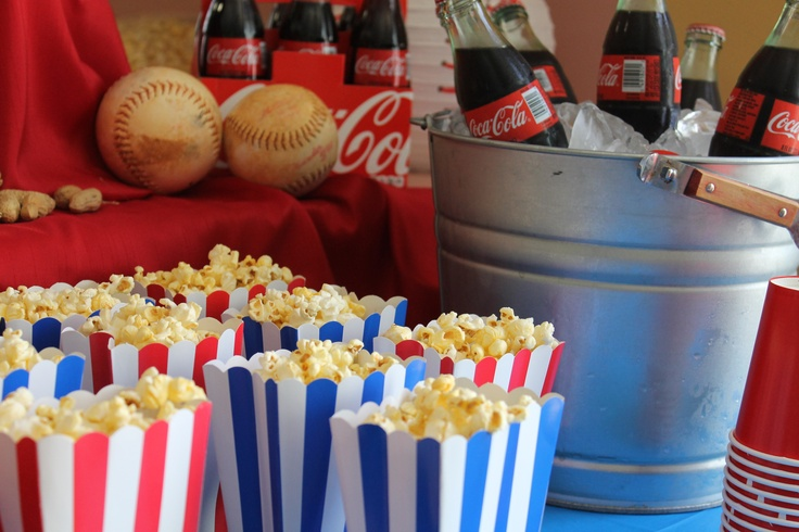 baseball theme baby shower party ideas pinterest