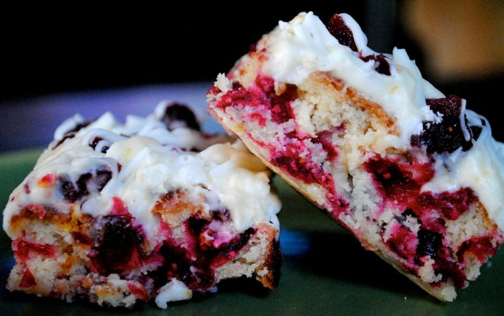 Fresh cranberry bars all things christmas pinterest for What to make with fresh cranberries