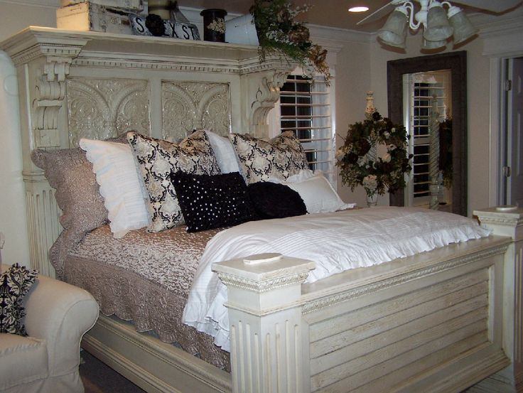 beautiful custom made beds for the home pinterest