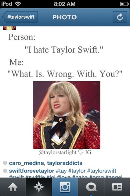 EXACTLY   what is wrong with you haters What Is Wrong With You