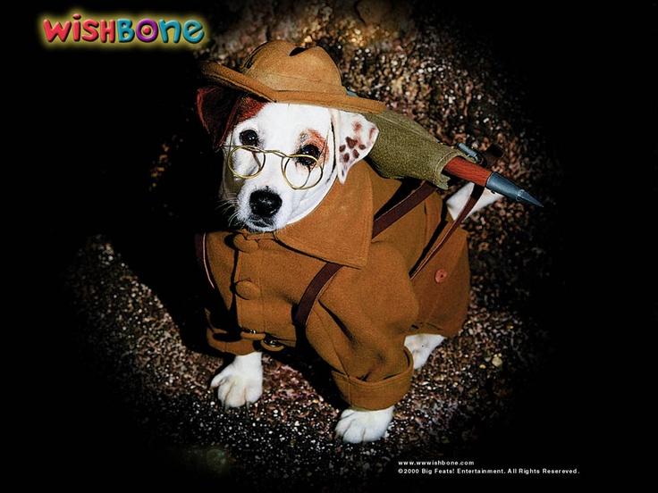 Wishbone Tv Show Dog