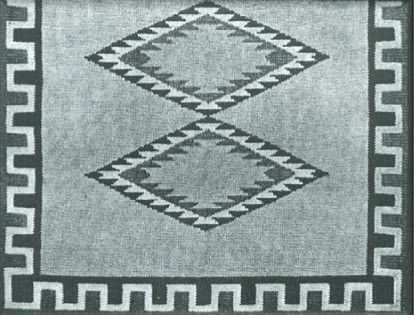 CROCHET PATTERN FOR A NAVAJO AFGHAN | FREE PATTERNS