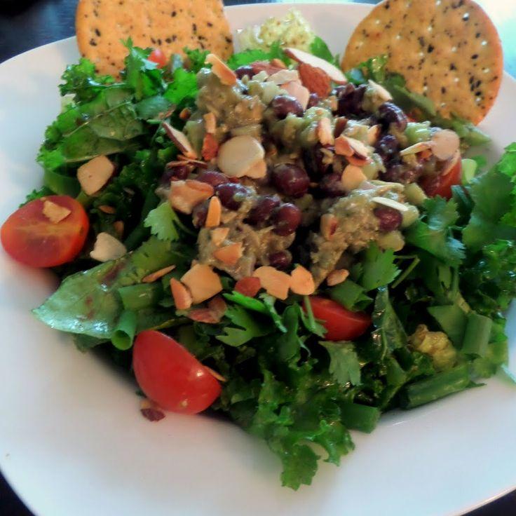 Guacamole Black Bean Tuna Salad: canned tuna mixed with black beans ...