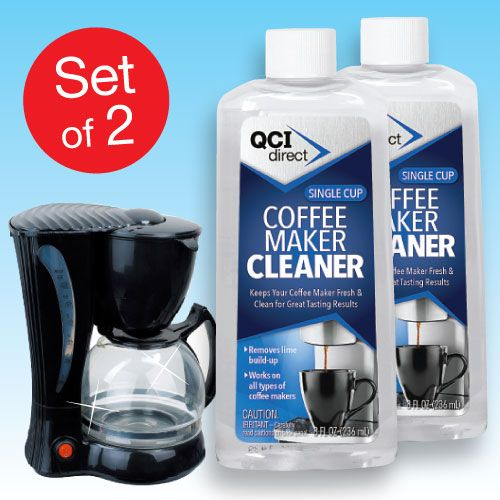 Single Cup Coffee Maker Cleaner : Pin by Lea Fletcher Faulks on FYI Pinterest