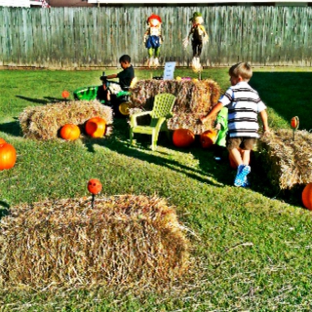 Backyard Pumpkin Patch Party : homemade backyard pumpkin patch  PACT Parent Nights  Pinterest