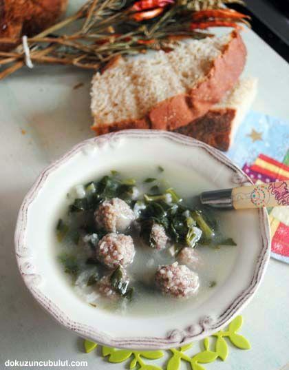 Quinoa soup... | dokuzuncubulut.com | Pinterest