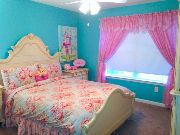Pinterest 11 year old girls room
