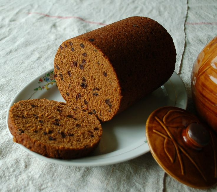 Boston Brown Bread - Can't find this in the local store anymore.
