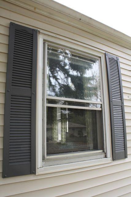 Tuxedo gray shutter home is wherever i 39 m with you for Tuxedo house