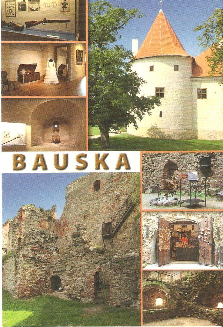 Bauska Latvia  city photos : Bauska | LATVIA | Pinterest